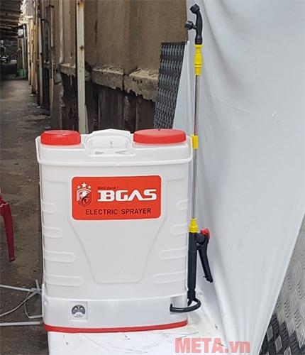 Máy phun thuốc trừ sâu Bgas 20C