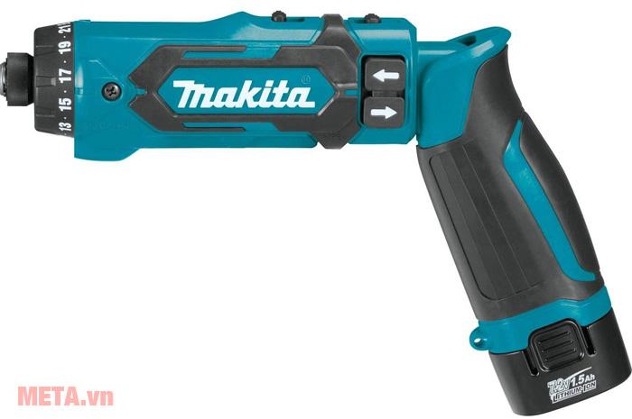 Máy vặn vít dùng pin Makita DF012DSE