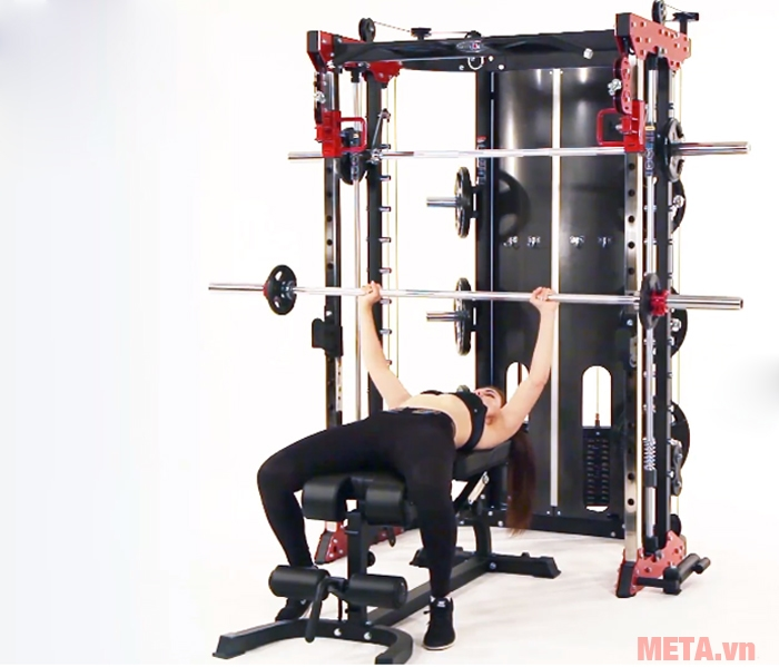 Barbell Press Bench Press