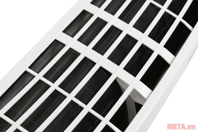 Máy lạnh được tích hợp công nghệ inverter