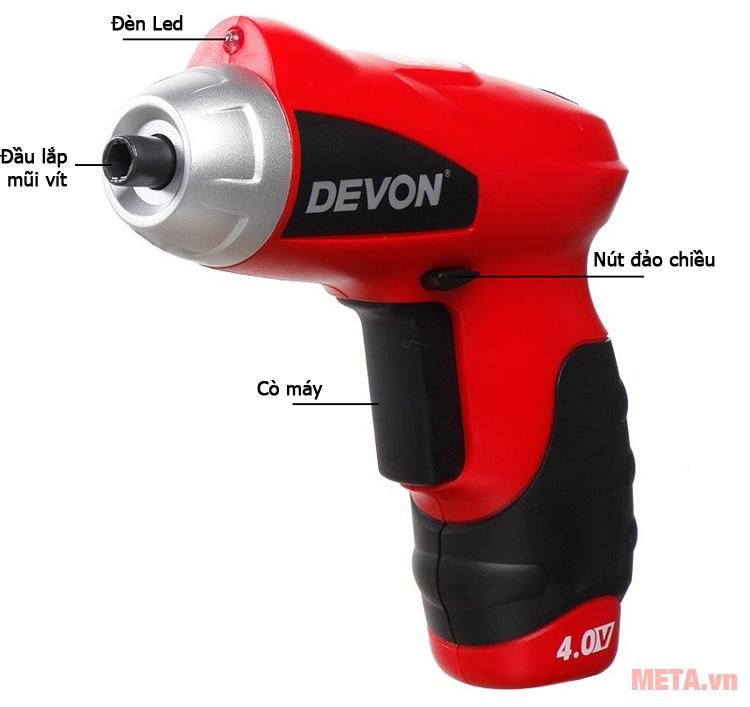 Devon 5601-Li-4