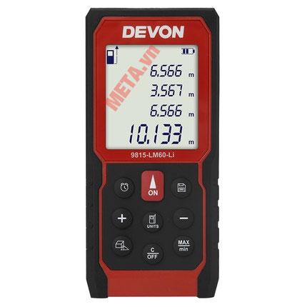 Devon 9815-LM60-Li