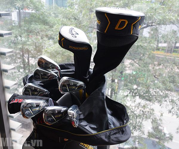 Bộ gậy golf