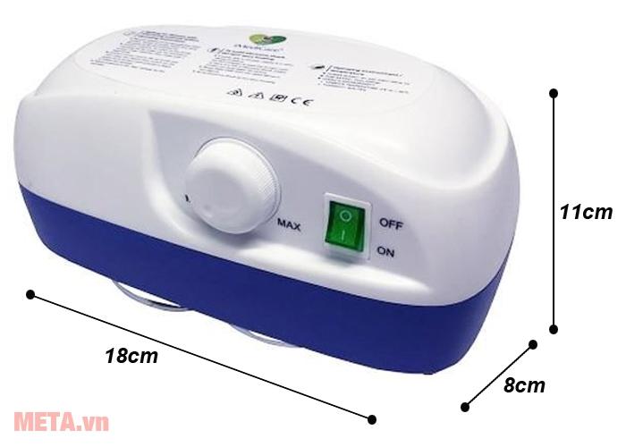 Kích thước đệm chống lở loét iMediCare IAM - 8P