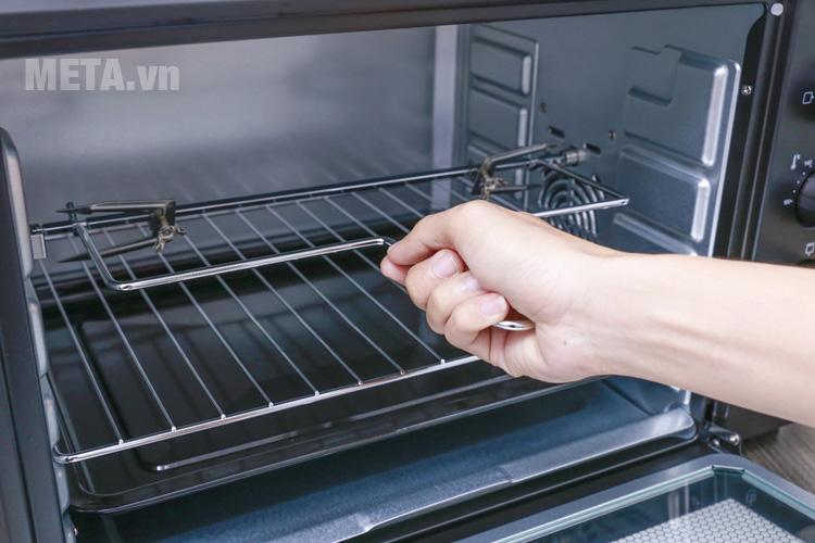 Lò nướng làm nóng bằng điện trở