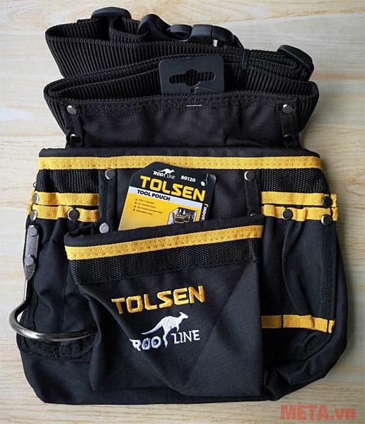 Hình ảnh túi đựng đồ nghề Tolsen 80120