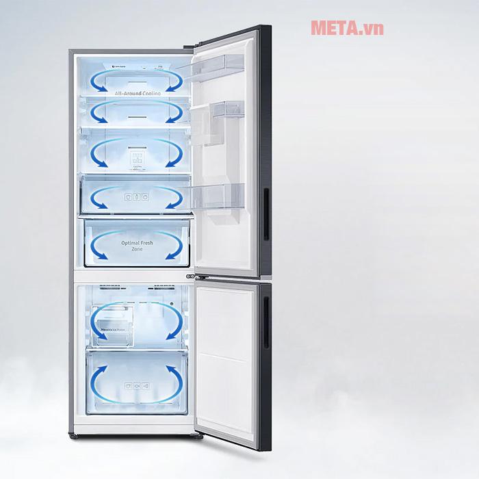 Công nghệ làm lạnh vòm