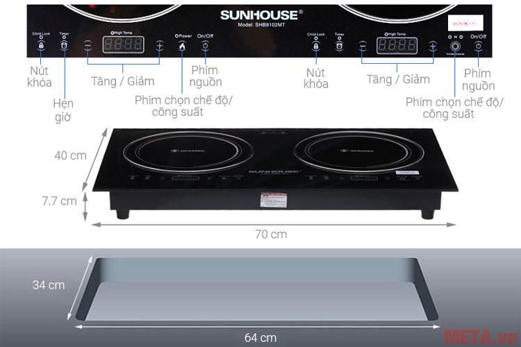 Sunhouse SHB9102MT