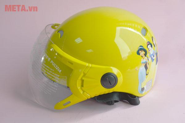 Mũ bảo hiểm Protec Kitty M 2 màu