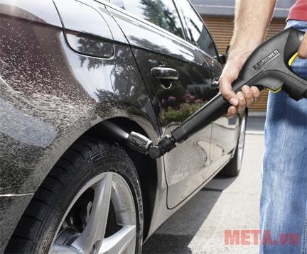 Đầu phun ngắn Karcher VP 180S (160 S) giúp xịt rửa xe cộ hiệu quả
