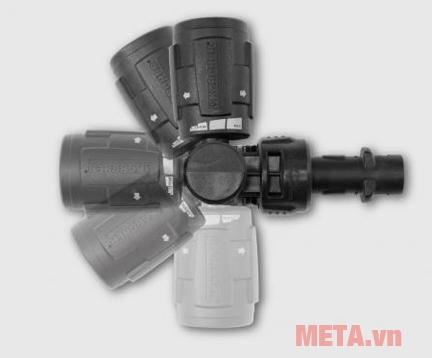 Đầu phun ngắn Karcher VP 180S (160 S)  có thể xoay 360 độ