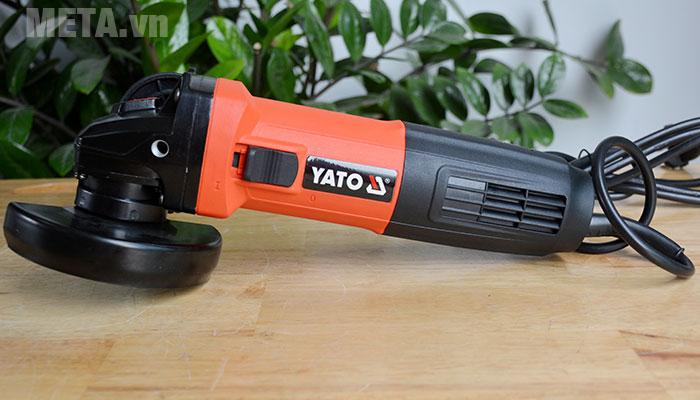 Hình ảnh máy mài góc 100mm Yato YT-82093 720W
