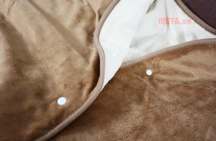 Cúc bấm của áo