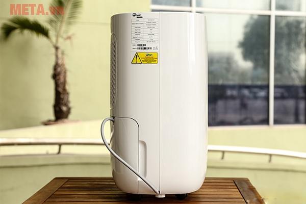 Máy hút ẩm dân dụng FujiE HM-912EC-N thiết kế hiện đại