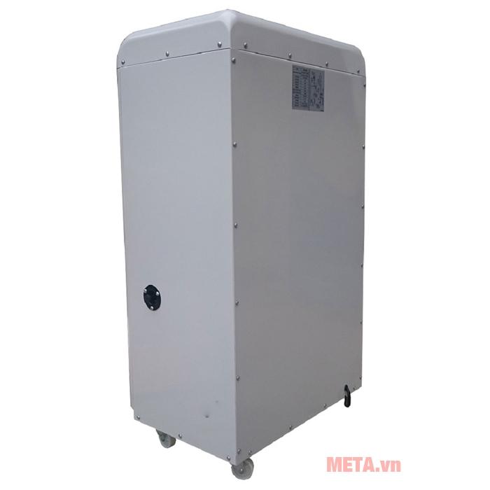 Máy hút ẩm công nghiệp Fujie HM-6105EB có công suất hút ẩm 105 lít/ngày