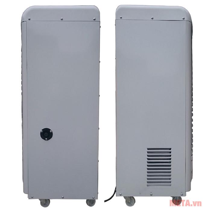 Máy hút ẩm công nghiệp Fujie HM-6105EB có độ ồn cực thấp