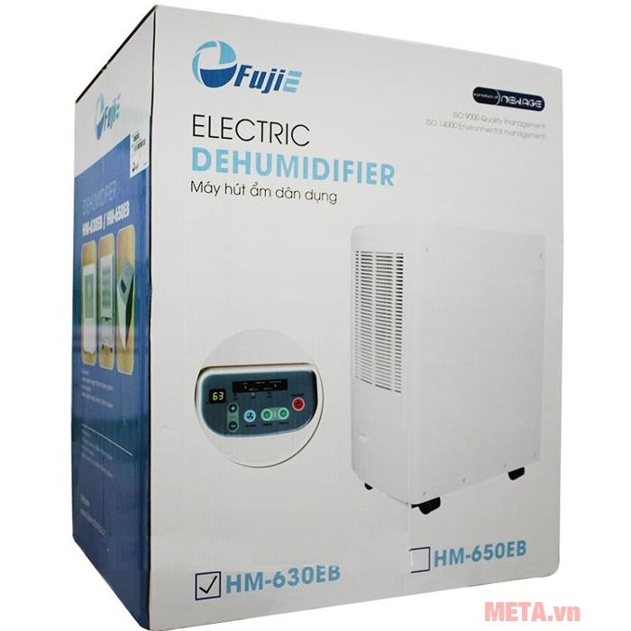 Hộp đựng máy hút ẩm FujiE HM-630EB