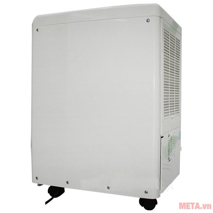 Máy hút ẩm FujiE HM-650EB có công suất hút ẩm 50 lít/ngày
