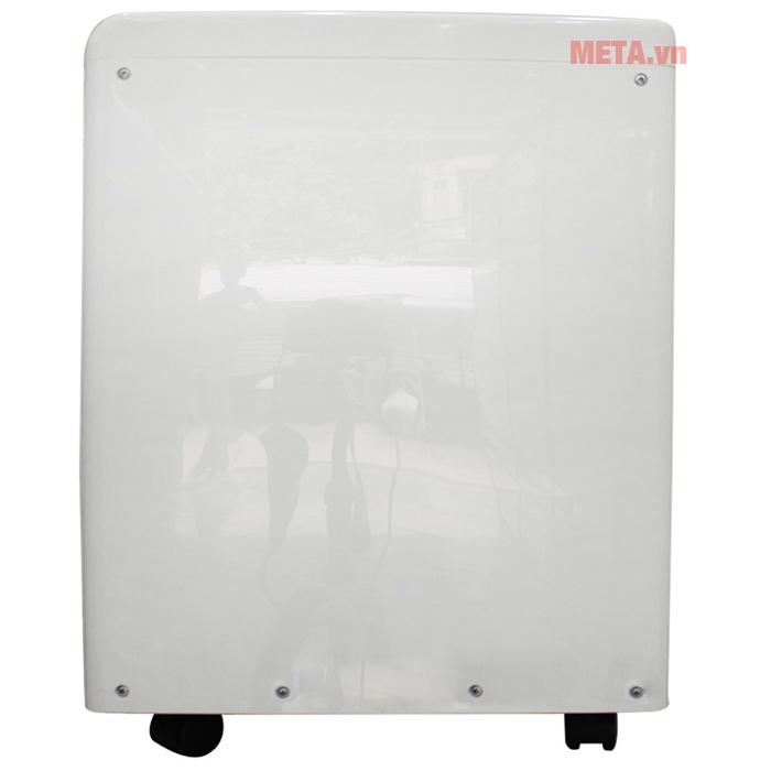 Máy hút ẩm FujiE HM-650EB có màu trắng trang nhã