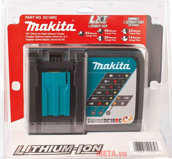 Hình ảnh sạc pin Makita 14.4V