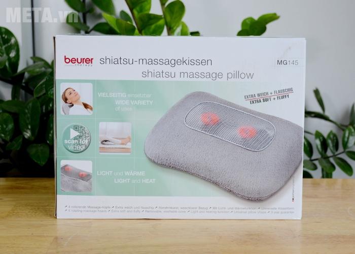 Hộp gối massage Beurer MG145