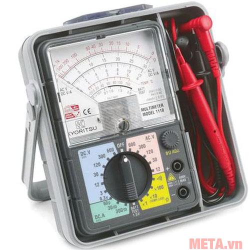 KYORITSU 1110 và dây đo