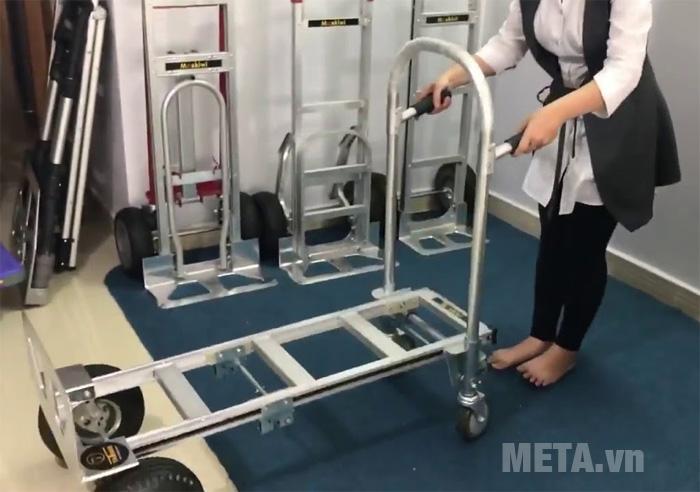 Xe đẩy hàng siêu bền