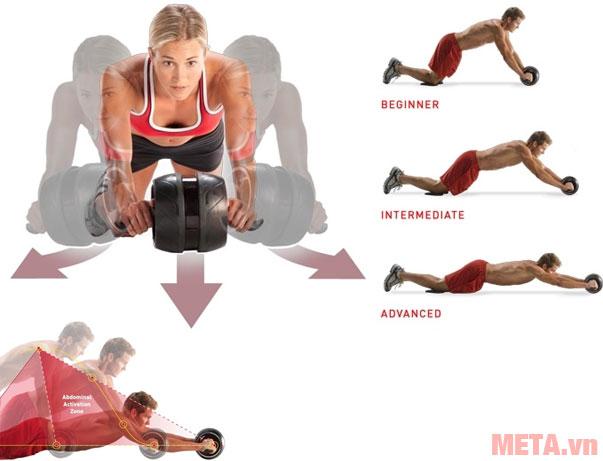 Hình ảnh mô tả luyện tập