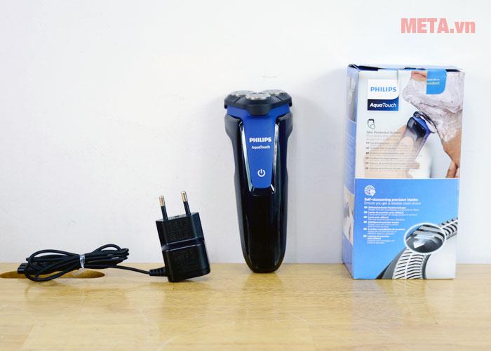 Trọn bộ sản phẩm máy cạo râu Philips S1030