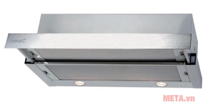Hình ảnh máy hút mùi âm tủ Cata TF 2003 90 Duralum