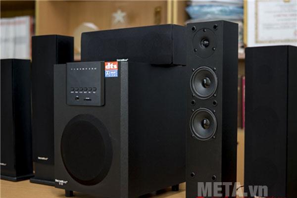 Soundmax B60 tích hợp công nghệ giả lập âm thanh