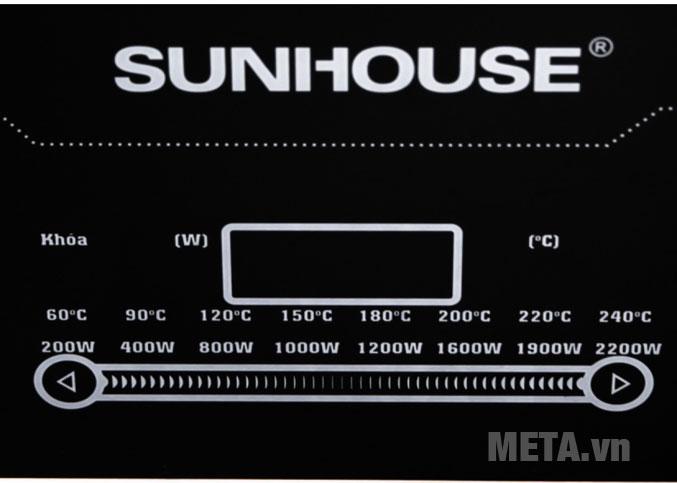 Bếp điện từ Sunhouse