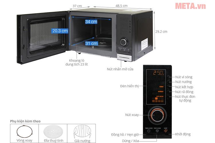 Electrolux EMS2348X