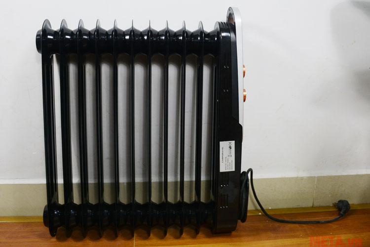 Máy có thể điều chỉnh nhiệt độ tối đa đến 35 độ