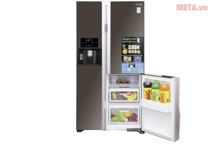 Tủ lạnh 584 lít