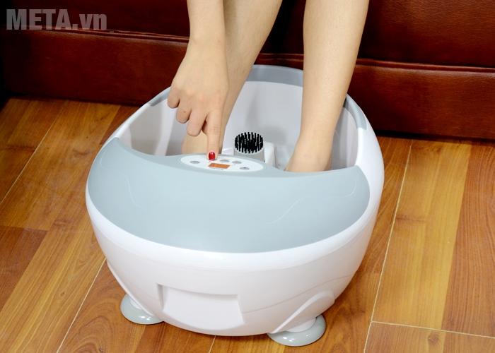 Bồn massage chân Beurer FB-50 dễ dàng sử dụng