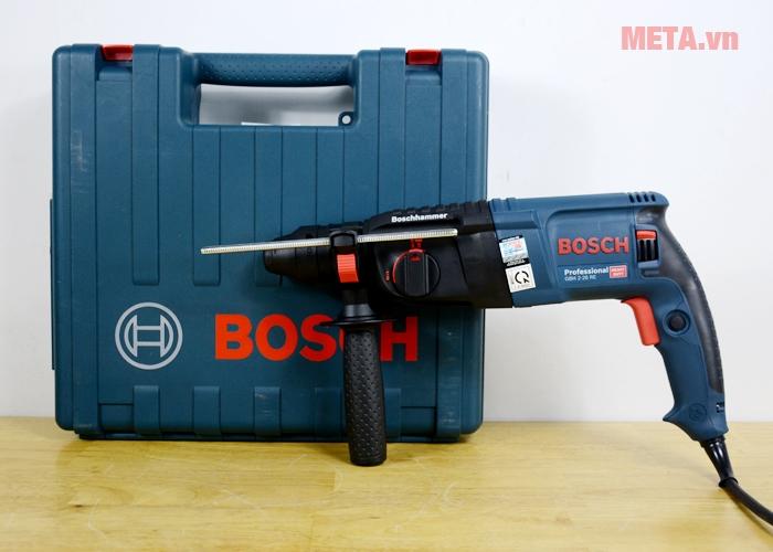Hình ảnh máy khoan búa Bosch GBH 2-26 RE