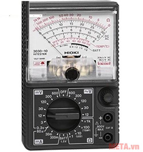 Hình ảnh đồng hồ vạn năng Hioki 3030-10