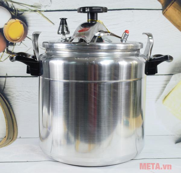 Nồi áp suất công nghiệp Tianxi được làm từ hợp kim nhôm