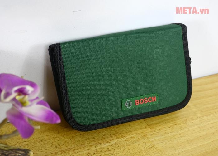Túi đựng bộ vặn vít đa năng Bosch 38 chi tiết 2607019506