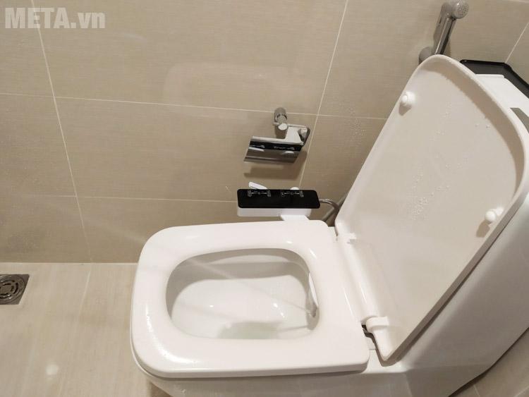 Vòi xịt rửa vệ sinh thông minh