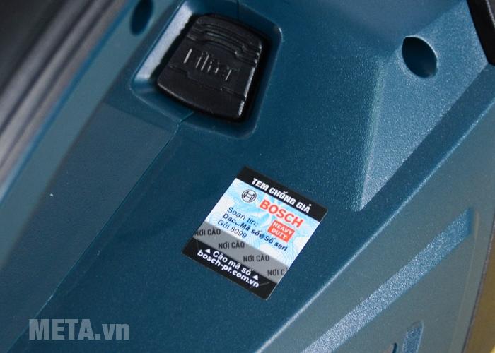 Máy hút bụi Bosch GAS 18V-1 SET có tem chống giả