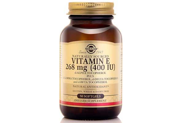 Thực phẩm chức năng cung cấp Vitamin E