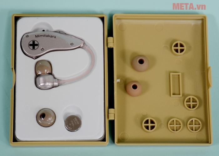Bộ sản phẩm máy trợ thính không dây UP-6B51