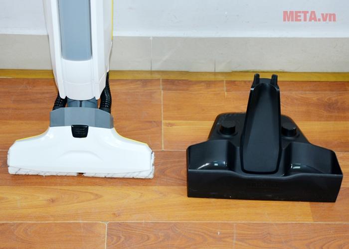 Máy lau sàn 2 trong 1 Karcher FC 5 có thiết kế thông minh
