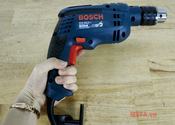 Máy khoan xoay Bosch GBM 13 RE thiết kế chắc chắn