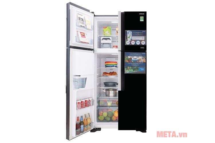 Tủ lạnh Hitachi 540 lít
