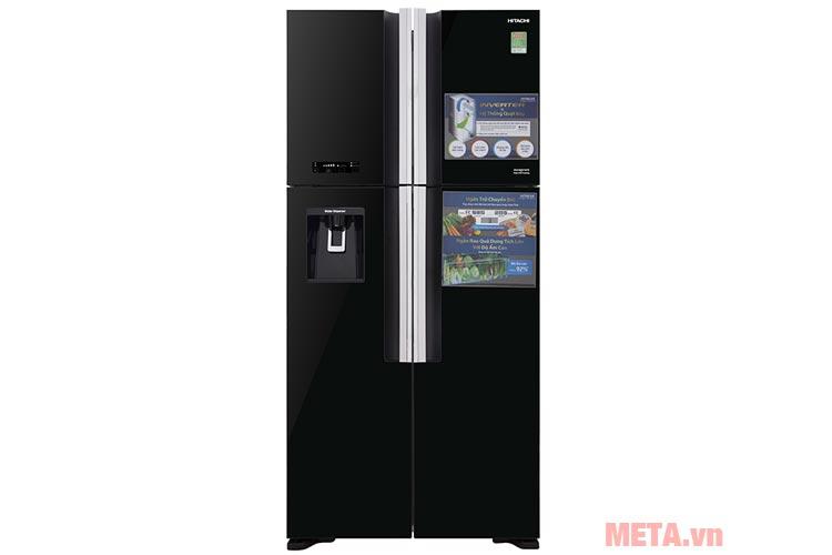 Hitachi R-FW690PGV7 GBK/GBW