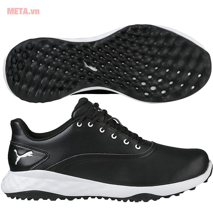 Giày golf màu đen