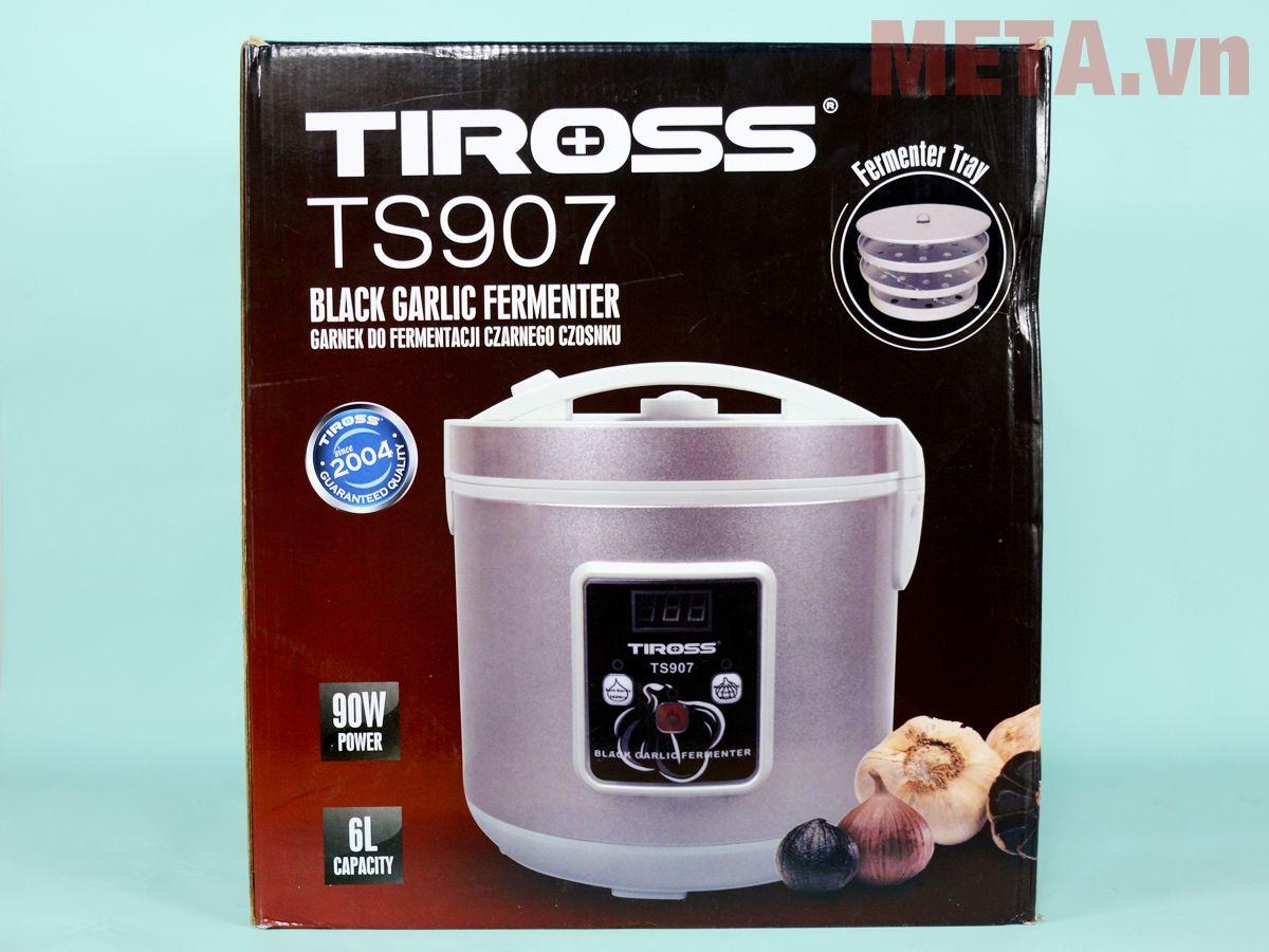 Hộp đựng máy làm tỏi đen TS907